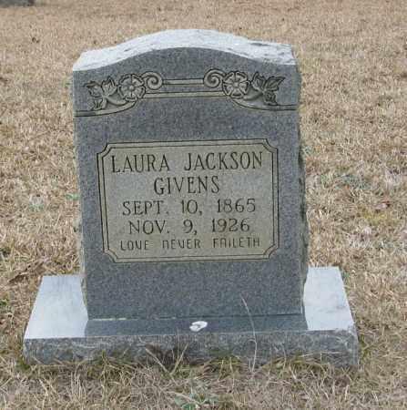 GIVENS, LAURA - Clark County, Arkansas | LAURA GIVENS - Arkansas Gravestone Photos
