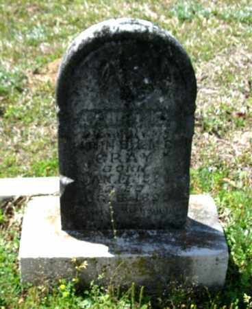 GRAY, LAURA E - Clark County, Arkansas | LAURA E GRAY - Arkansas Gravestone Photos