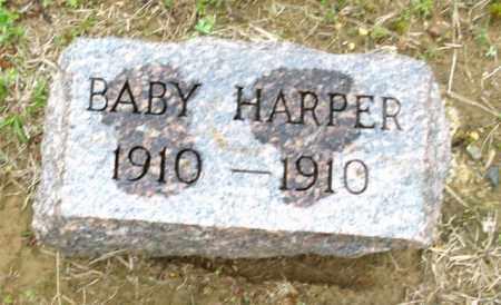 HARPER, BABY - Clark County, Arkansas   BABY HARPER - Arkansas Gravestone Photos