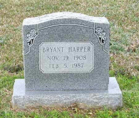 HARPER, BRYANT - Clark County, Arkansas | BRYANT HARPER - Arkansas Gravestone Photos