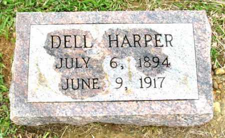HARPER, DELL - Clark County, Arkansas | DELL HARPER - Arkansas Gravestone Photos