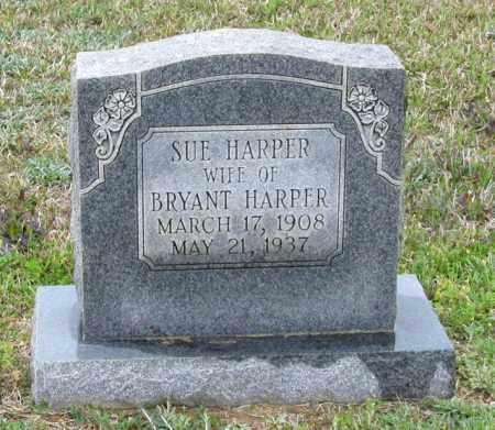 HARPER, SUE - Clark County, Arkansas | SUE HARPER - Arkansas Gravestone Photos