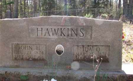 HAWKINS, IDA O. - Clark County, Arkansas | IDA O. HAWKINS - Arkansas Gravestone Photos