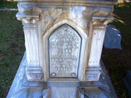FORBES, WILLIAM G. - Clark County, Arkansas | WILLIAM G. FORBES - Arkansas Gravestone Photos