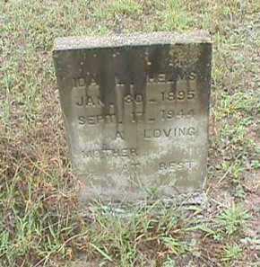 HELMS, IDA L. - Clark County, Arkansas   IDA L. HELMS - Arkansas Gravestone Photos