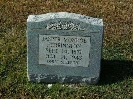 HERRINGTON, JASPER MONROE - Clark County, Arkansas | JASPER MONROE HERRINGTON - Arkansas Gravestone Photos