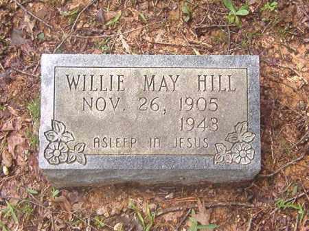 HILL, WILLIE MAY - Clark County, Arkansas | WILLIE MAY HILL - Arkansas Gravestone Photos