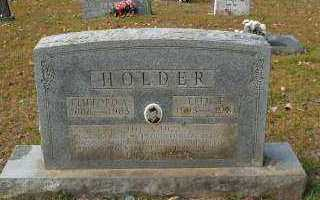 HOLDER, CLIFFORD A - Clark County, Arkansas | CLIFFORD A HOLDER - Arkansas Gravestone Photos