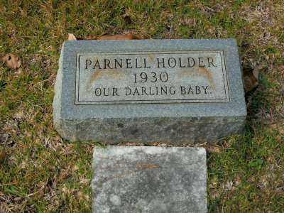 HOLDER, PARNELL - Clark County, Arkansas | PARNELL HOLDER - Arkansas Gravestone Photos