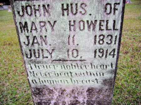 HOWELL, JOHN - Clark County, Arkansas | JOHN HOWELL - Arkansas Gravestone Photos