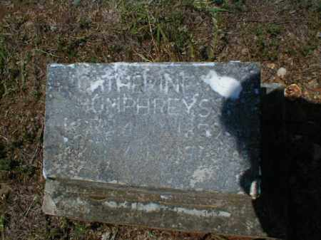 HUMPHREYS, CATHERINE - Clark County, Arkansas | CATHERINE HUMPHREYS - Arkansas Gravestone Photos