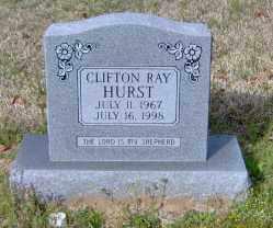 HURST, CLIFTON RAY - Clark County, Arkansas | CLIFTON RAY HURST - Arkansas Gravestone Photos