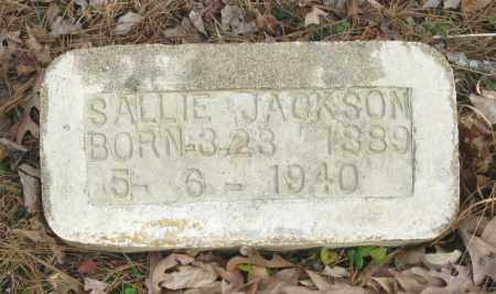 JACKSON, SALLIE - Clark County, Arkansas   SALLIE JACKSON - Arkansas Gravestone Photos