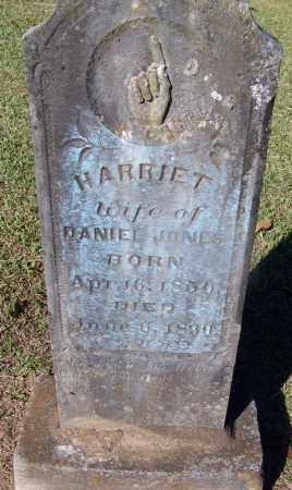 JONES, HARRIET - Clark County, Arkansas | HARRIET JONES - Arkansas Gravestone Photos