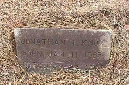 KNOX, JONATHAN I. - Clark County, Arkansas | JONATHAN I. KNOX - Arkansas Gravestone Photos