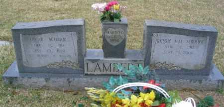 LAMBERT, OSCAR WILLIAM - Clark County, Arkansas | OSCAR WILLIAM LAMBERT - Arkansas Gravestone Photos