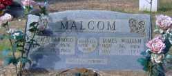 MALCOM, JAMES WILLIAM - Clark County, Arkansas | JAMES WILLIAM MALCOM - Arkansas Gravestone Photos
