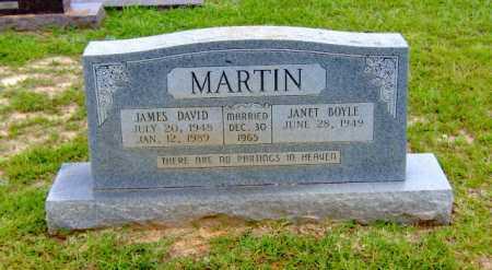 MARTIN, JAMES DAVID - Clark County, Arkansas | JAMES DAVID MARTIN - Arkansas Gravestone Photos
