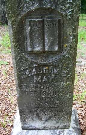 MAY, SEABORN B. - Clark County, Arkansas | SEABORN B. MAY - Arkansas Gravestone Photos