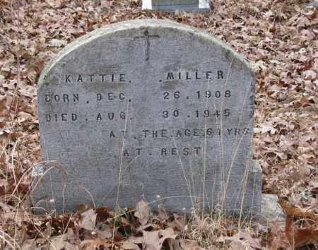 MILLER, KATTIE - Clark County, Arkansas | KATTIE MILLER - Arkansas Gravestone Photos