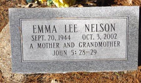 LEE NELSON, EMMA  - Clark County, Arkansas | EMMA  LEE NELSON - Arkansas Gravestone Photos