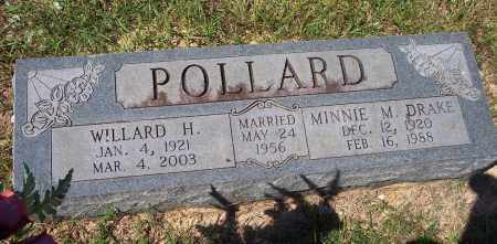 POLLARD, MINNIE M - Clark County, Arkansas | MINNIE M POLLARD - Arkansas Gravestone Photos