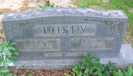POSEY, BILLIE JEAN - Clark County, Arkansas | BILLIE JEAN POSEY - Arkansas Gravestone Photos