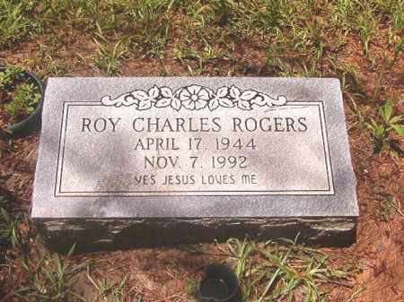 ROGERS, ROY CHARLES - Clark County, Arkansas | ROY CHARLES ROGERS - Arkansas Gravestone Photos