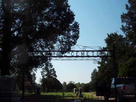 *ROSE HILL CEMETERY, GATE - Clark County, Arkansas   GATE *ROSE HILL CEMETERY - Arkansas Gravestone Photos