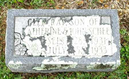 SCHEE, GLEN RAY - Clark County, Arkansas   GLEN RAY SCHEE - Arkansas Gravestone Photos