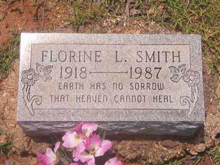 SMITH, FLORINE L. - Clark County, Arkansas | FLORINE L. SMITH - Arkansas Gravestone Photos