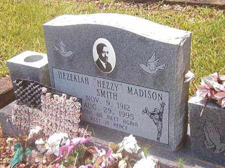 "SMITH, HEZEKIAH MADISON ""HEZZY"" - Clark County, Arkansas   HEZEKIAH MADISON ""HEZZY"" SMITH - Arkansas Gravestone Photos"