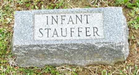 STAUFFER, INFANT - Clark County, Arkansas   INFANT STAUFFER - Arkansas Gravestone Photos