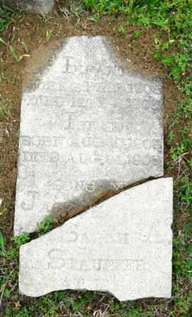 STAUFFER, INFANT SON - Clark County, Arkansas   INFANT SON STAUFFER - Arkansas Gravestone Photos