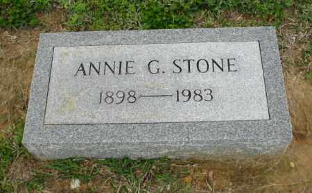STONE, ANNIE G. - Clark County, Arkansas | ANNIE G. STONE - Arkansas Gravestone Photos