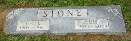 STONE, CECIL - Clark County, Arkansas | CECIL STONE - Arkansas Gravestone Photos