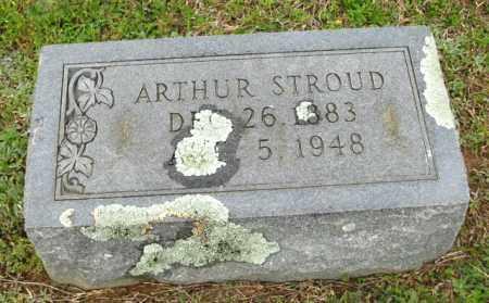 STROUD, ARTHUR - Clark County, Arkansas | ARTHUR STROUD - Arkansas Gravestone Photos