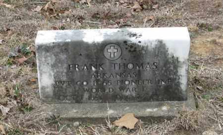 THOMAS, FRANK - Clark County, Arkansas | FRANK THOMAS - Arkansas Gravestone Photos