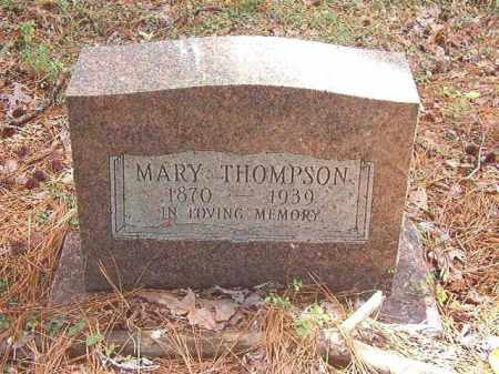 THOMPSON, MARY - Clark County, Arkansas   MARY THOMPSON - Arkansas Gravestone Photos
