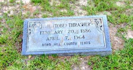 THRASHER, JAMES H. (TOBE) - Clark County, Arkansas | JAMES H. (TOBE) THRASHER - Arkansas Gravestone Photos