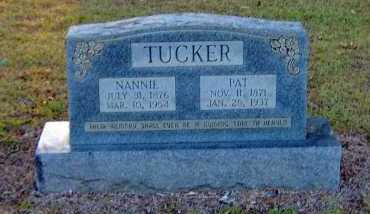 TUCKER, PAT - Clark County, Arkansas | PAT TUCKER - Arkansas Gravestone Photos