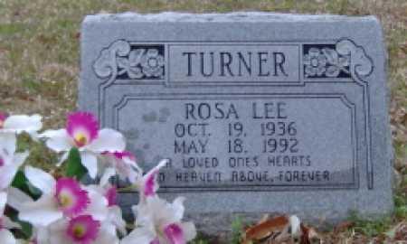 TURNER, ROSA LEE - Clark County, Arkansas | ROSA LEE TURNER - Arkansas Gravestone Photos