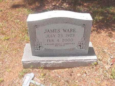 WARE, JAMES - Clark County, Arkansas | JAMES WARE - Arkansas Gravestone Photos