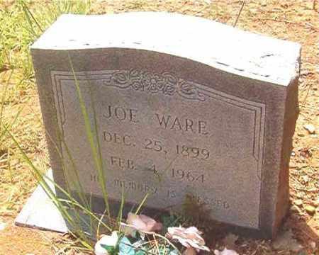 WARE, JOE - Clark County, Arkansas | JOE WARE - Arkansas Gravestone Photos