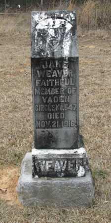 WEAVER, JAKE - Clark County, Arkansas | JAKE WEAVER - Arkansas Gravestone Photos