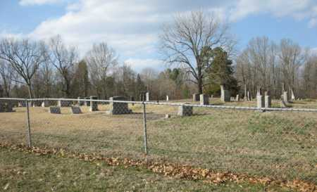 *WEIR CEMETERY, OVERVIEW - Clark County, Arkansas | OVERVIEW *WEIR CEMETERY - Arkansas Gravestone Photos