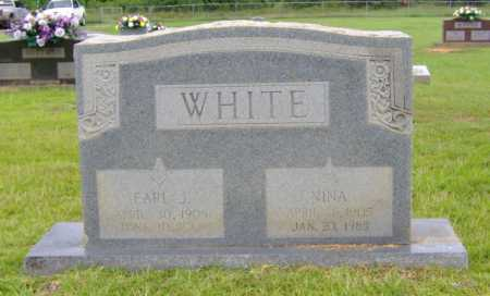 WHITE, NINA - Clark County, Arkansas | NINA WHITE - Arkansas Gravestone Photos