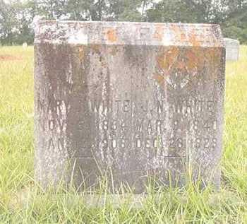 WHITE, MARY J - Clark County, Arkansas | MARY J WHITE - Arkansas Gravestone Photos