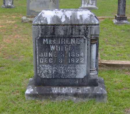 WHITE, IRENE - Clark County, Arkansas   IRENE WHITE - Arkansas Gravestone Photos