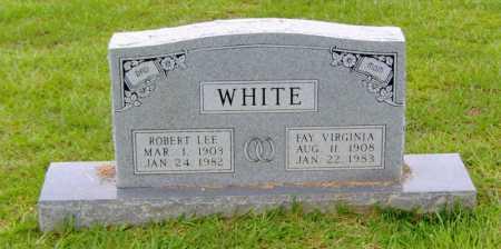 WHITE, ROBERT LEE - Clark County, Arkansas | ROBERT LEE WHITE - Arkansas Gravestone Photos